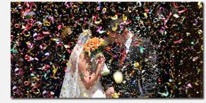 Hochzeitsfoto Spanien