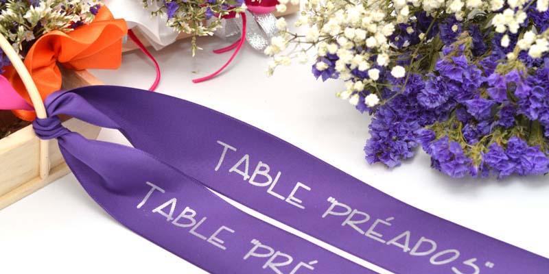 Ruban-Personnalise-Decoration-Chemin-Table
