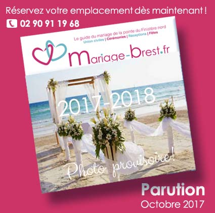 Guide Mariage-Brest.fr 2016-2017