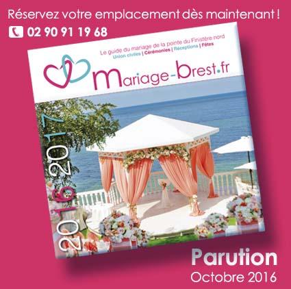Téléchargez le Guide du Mariage à Brest
