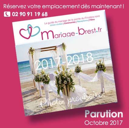 Guide Mariage-Brest.fr 2017-2018
